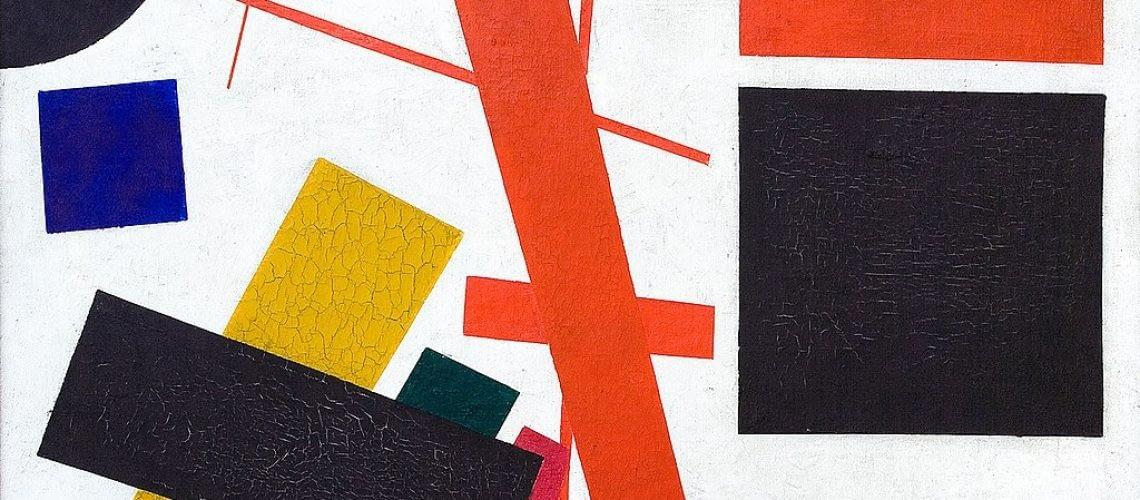 MSK – Malevich and Kandinsky Case